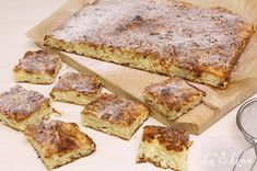 Placinta cu zdrente dulce, cu branza - pe PASI cu POZE - LaLena.ro French Toast, Cooking, Breakfast, Food, Kitchen, Morning Coffee, Essen, Meals, Yemek