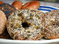 Bagels (kock Leila Lindholm)