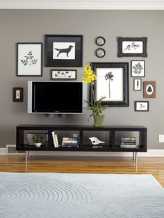 Disguise that Flat Screen! - Tips & Ideas!