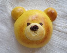 Bear Bun (Japanese Recipe)