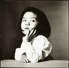 Irving Penn, Japanese Girl,1980
