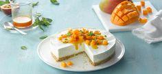 """Philadelphia Tortenrezept - Philadelphia Torte """"Mango Kokos"""""""