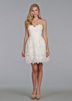 Bridal Gowns, Wedding Dresses by Tara Keely - Style tk2406