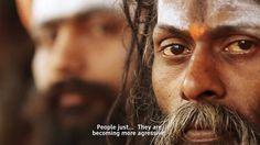 """Sadhu ...  Varanasi, India: """"Beyond"""" by  Cale Glendening, Joey L., Ryan McCarney"""