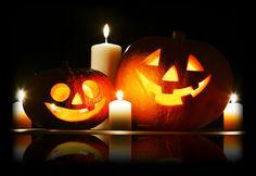 Pumpkin Carving Prayer - Happy Halloween!