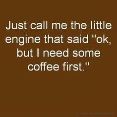 Ok, but first coffee! ☕☝ Ok, but first coffee! Coffee Talk, Coffee Is Life, I Love Coffee, Coffee Break, My Coffee, Morning Coffee, Coffee Cups, Coffee Lovers, Happy Coffee