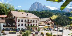 Urlaub in den Dolomiten - Hotel Maciaconi in Wolkenstein Gröden - Südtirol