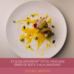 #lalongeraie Breakfast, Food, The Heat, Projects, Morning Coffee, Essen, Meals, Yemek, Eten