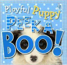 Playful Puppy Peek a Boo: tim bugbird: 9781846109331: Amazon.com: Books