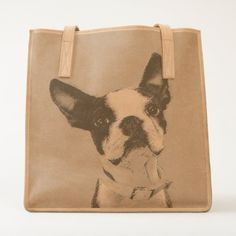 Boston Terrier Tote - customize create your own #personalize diy & cyo