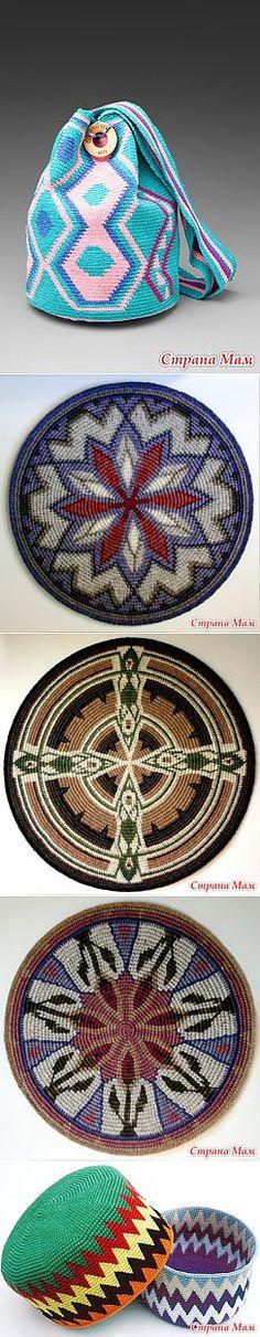 No tejido tejer tapices de jacquard o ganchillo.