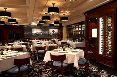 28 Dining Options on the Norwegian Getaway: Le Bistro French Restaurant