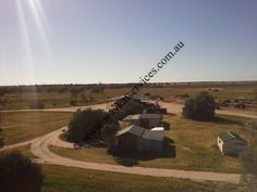 A beautiful view from our office feet up in our Dubbo Scissor Lifts and Booms boom looking over the property that our new Telstra NextG Fixed Wireless and Voice as well as the Ubiquiti high powered WiFi is covering. North Western, Wifi, Beautiful