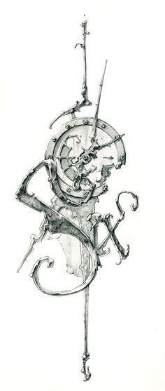 clock abstract - Buscar con Google