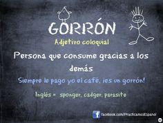 Gorrón