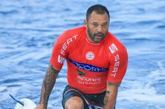 Surfer Sunny Garcia Who Battles Depression Is in Intensive Care Unit
