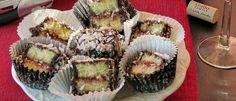 Raspberry Lamingtons #SundaySupper  - usrg #Food guide #recipes