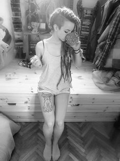 #Halfdreads  Weheartit.com