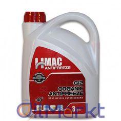 H-Mac kırmızı organik antifiriz,