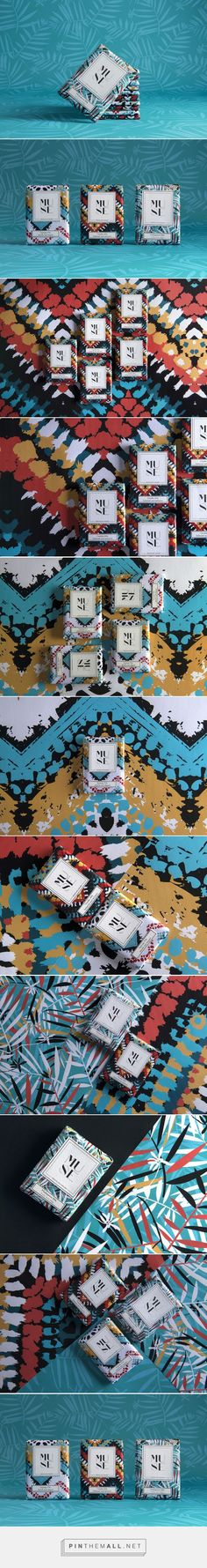 Muse Origins Chocolate Packaging designed by Mo Kalache (Lebanon) - http://www.packagingoftheworld.com/2016/01/muse-origins.html