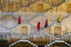 Photo Gallery: 20 Extraordinary Pictures of India: Step Wells in India