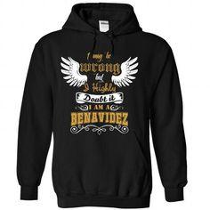 BENAVIDEZ Tee - #funny t shirts #designer t shirts. PRICE CUT => https://www.sunfrog.com/Names/BENAVIDEZ-Tee-1603-Black-Hoodie.html?id=60505