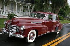 1941 Cadillac Fleetwood Series Sixty Special Sedan