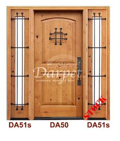 Find this Pin and more on Wood Exterior Doors.  sc 1 st  Pinterest & Darpet Interior Doors for Chicago Builders | Misc | Pinterest ...