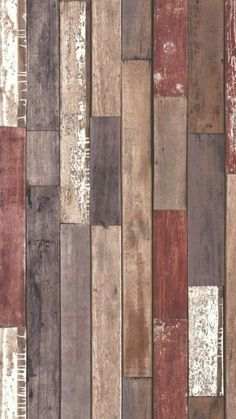 FINE DECOR Distinctive Parquet Wood Reclaim Wallpaper Brown (FD40887). For similar designs visit ilovewallpaper.co.uk #ilovewallpaper #Wood #Wallpaper #InteriorDesign Wood Effect Wallpaper, Pattern Wallpaper, Wood Parquet, Designer Wallpaper, Colours, Interior Design, Brown, Prints, Home Decor