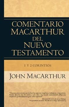 48 Ideas De Pdf Libros Pdf Libros Comentario Biblico John Macarthur