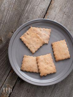 Zdrowe petit beurre (wegańskie, bezglutenowe, bez cukru) od True Taste Hunters