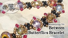 Make a Between Butterflies Bracelet