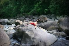 Brazilian Martial Arts-Capoeira on the rocks... by carf, via Flickr