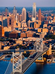 I know I would love to see Philadelphia. Not just for the sports but the history and the food!