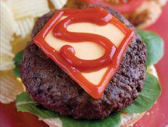 Burger Super-héros