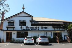 St Bernards Hotel, founded in is a historic hotel perched atop Mt Tamborine on the edge of an ancient volcanic escarpment Mt Tamborine, Tamborine Mountain, Things To Do In Brisbane, Kids Restaurants, St Bernards, Brisbane Gold Coast, Beer Garden, Places To Eat, Saints