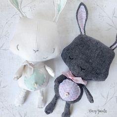 stacey yacula studio: bunnies!