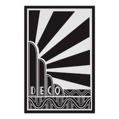 Art Deco adverts