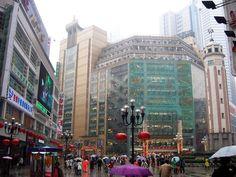 Downtown, Chongqing