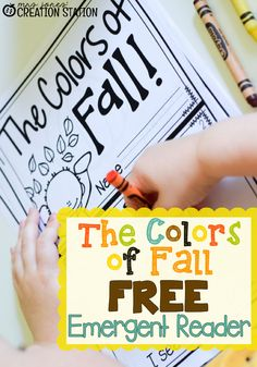 FREE Colors of Fall