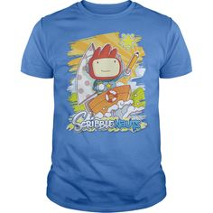 Scribblenauts Scribble On T-Shirts, Hoodies. CHECK PRICE ==► https://www.sunfrog.com/Gamer/Scribblenauts-Scribble-On-.html?id=41382