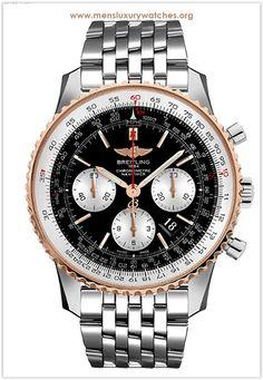 2942ed86d7e Breitling Navitimer 01 Stainless Steel   Rose Gold 46mm Men s Watch Price