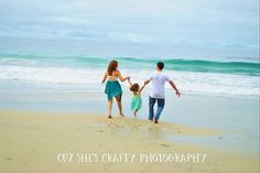 "Family portraits don't always have to be so ""posey"" . Have fun a little relax , and the pictures will come . Cuz She's Crafty  Photography"