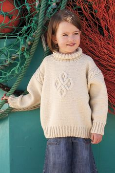 Sigil design from Aran Knitting by Alice Starmore in Bainin Knitting Books, Cotton Thread, Baby Blankets, Wool Yarn, Simple Designs, Underarm, Knitting Patterns, Alice, Turtle Neck