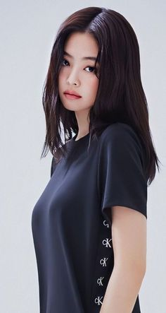 she is sexy girl Kim Jennie, Kpop Outfits, Mode Outfits, Korean Beauty, Asian Beauty, Mode Kpop, Black Pink Kpop, Blackpink Photos, Blackpink Fashion