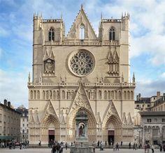 cathédrale Saint-Jean de Lyon