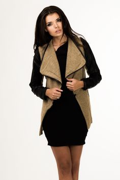 Nice Coat model 34224 Depare Check more at http://www.brandsforless.gr/shop/women/coat-model-34224-depare/