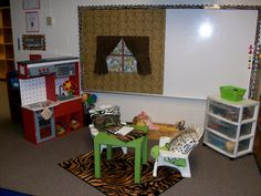 It's a Jungle Out There! A Kindergarten Blog: Jungle Theme Classroom