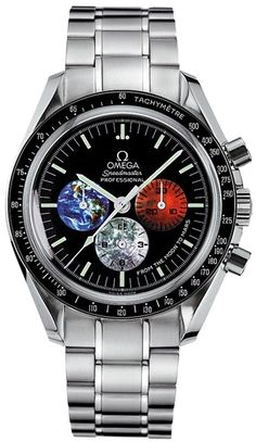 "Omega Speedmaster ""From the Moon To Mars"""