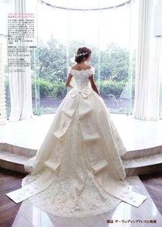 シャングリラ   ウエディングドレスの格安オーダー販売   ☆天使の工房アトリエアンatelier ange